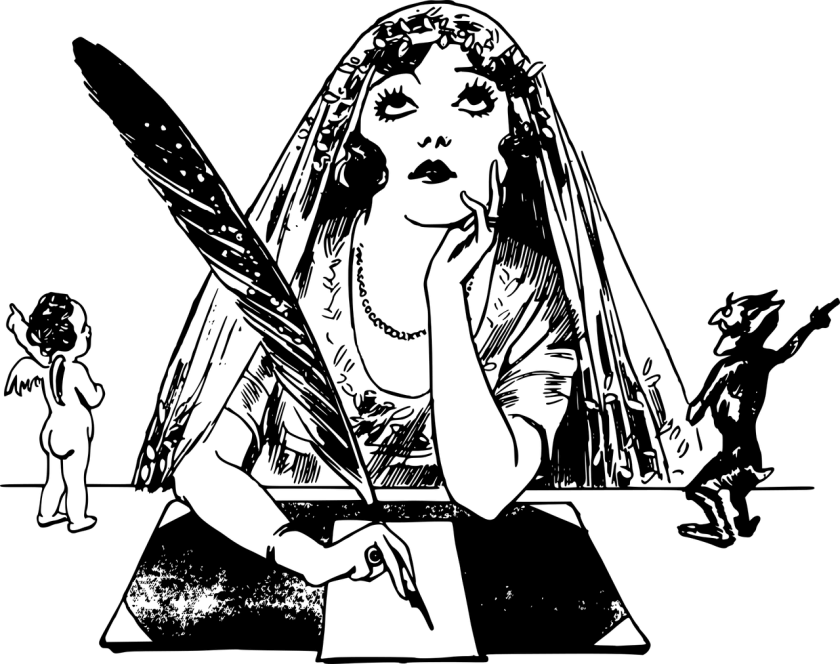 Angel. Decisions. Image courtesy of pixabay.com